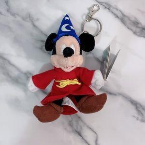 NWT Disney Mickey Keychain